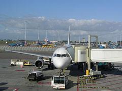 vliegtuig naar mexico
